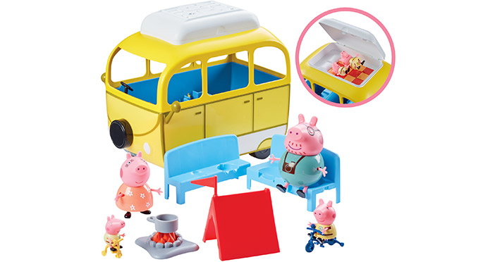 shopping solidaire téléthon 2019 : Peppa Pig