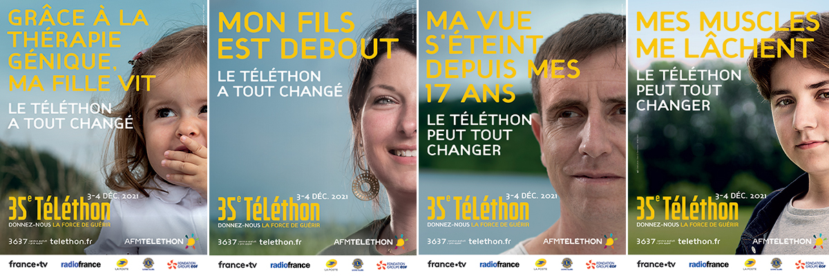 Affiches campagne 2021
